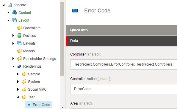 Error Code Rendering Details